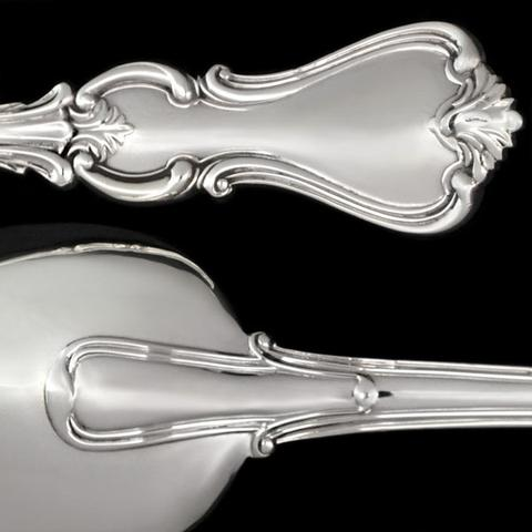 Albert Flatware and Cutlery Sets - Detail of the design of this pattern
