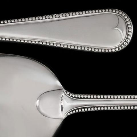 Bead Flatware and Cutlery Sets - Detail of the design of this pattern