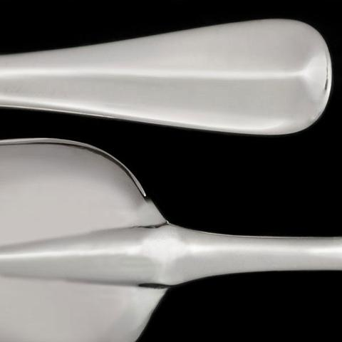 Rattail Flatware and Cutlery Sets - Detail of the design of this pattern