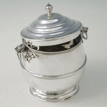 e9225: Sterling Silver Boxes - Elkington & Co. Hallmarked In 1920 London - George V  - image 1
